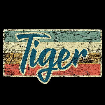 tiger by GeschenkIdee