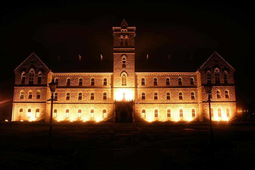 St Flannans college by John Quinn