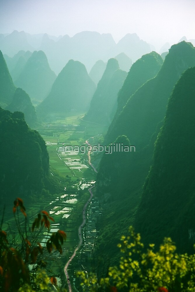 View Down the Valley by imagesbyjillian