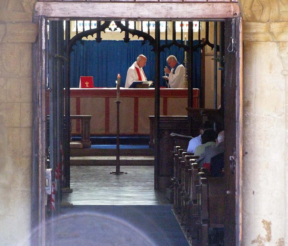 Sunday Service by Caroline Anderson