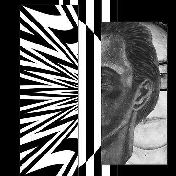 Victor Vasarely - time warp by Studio-CFNW11