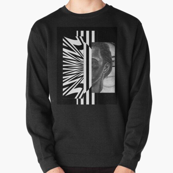 Victor Vasarely - time warp Pullover Sweatshirt
