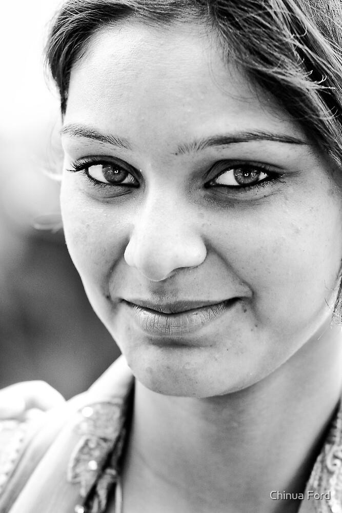 Punjabi Woman by Chinua Ford