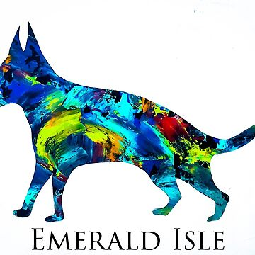 Emerald Isle NC Salty Doggy by barryknauff