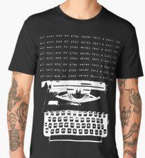 dull boy... Men's Premium T-Shirt
