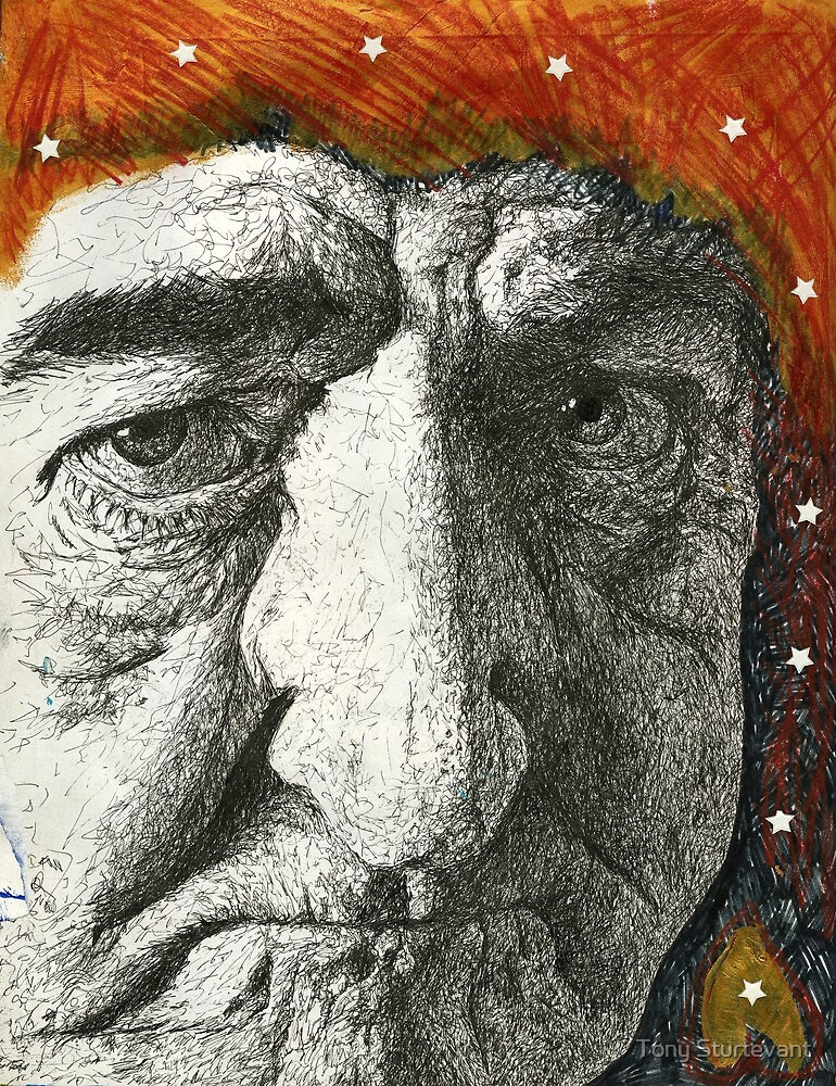 The Messenger by Tony Sturtevant