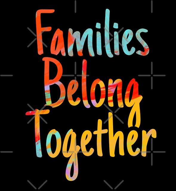 Families belong together  by NeverNanashi