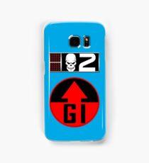 Gunnar BioChip and GI Badge Samsung Galaxy Case/Skin