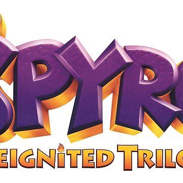 SPYRO REIGNITED TRILOGY by SpyrosMonster