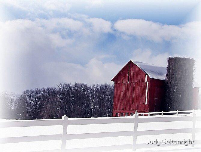 Snow Bound by Judy Seltenright