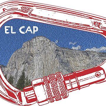El Capitan Climbing Carabiner by esskay