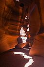 Upper Antelope  Canyon Summer by photosbyflood