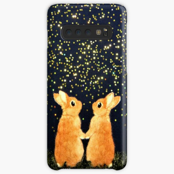 looking for shooting stars (2008) Rabbit / Bunny Art Samsung Galaxy Snap Case