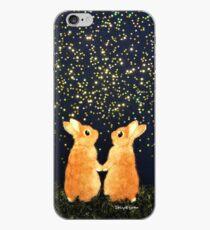 Suche nach Sternschnuppen (2008) Rabbit / Bunny Art iPhone-Hülle & Cover