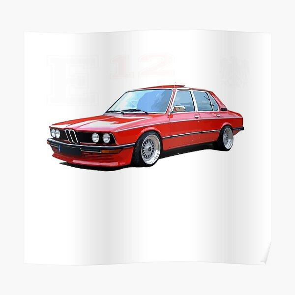 E12 Rot - 2 Poster