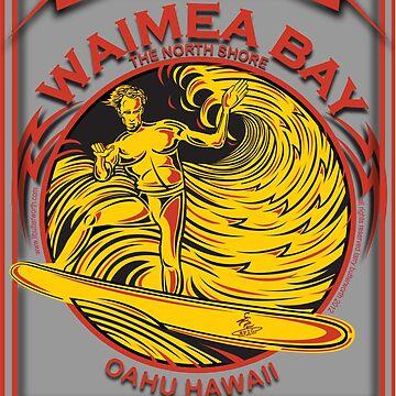 WAIMEA BAY by theoatman