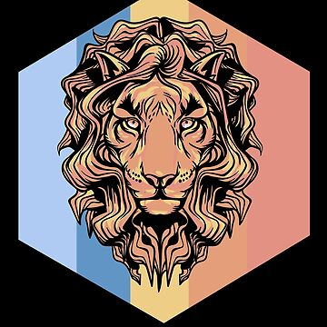 Lion safari by GeschenkIdee