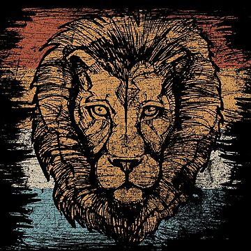 Lion King by GeschenkIdee