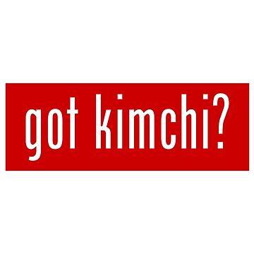 got kimchi? by tinybiscuits