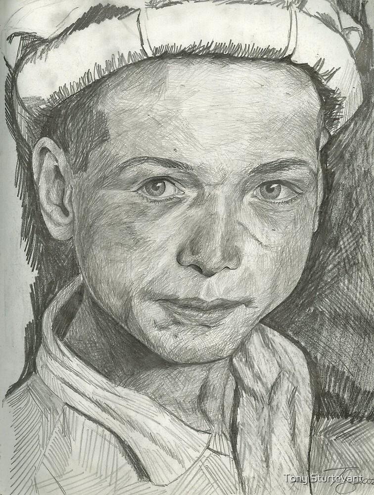 Boy by Tony Sturtevant