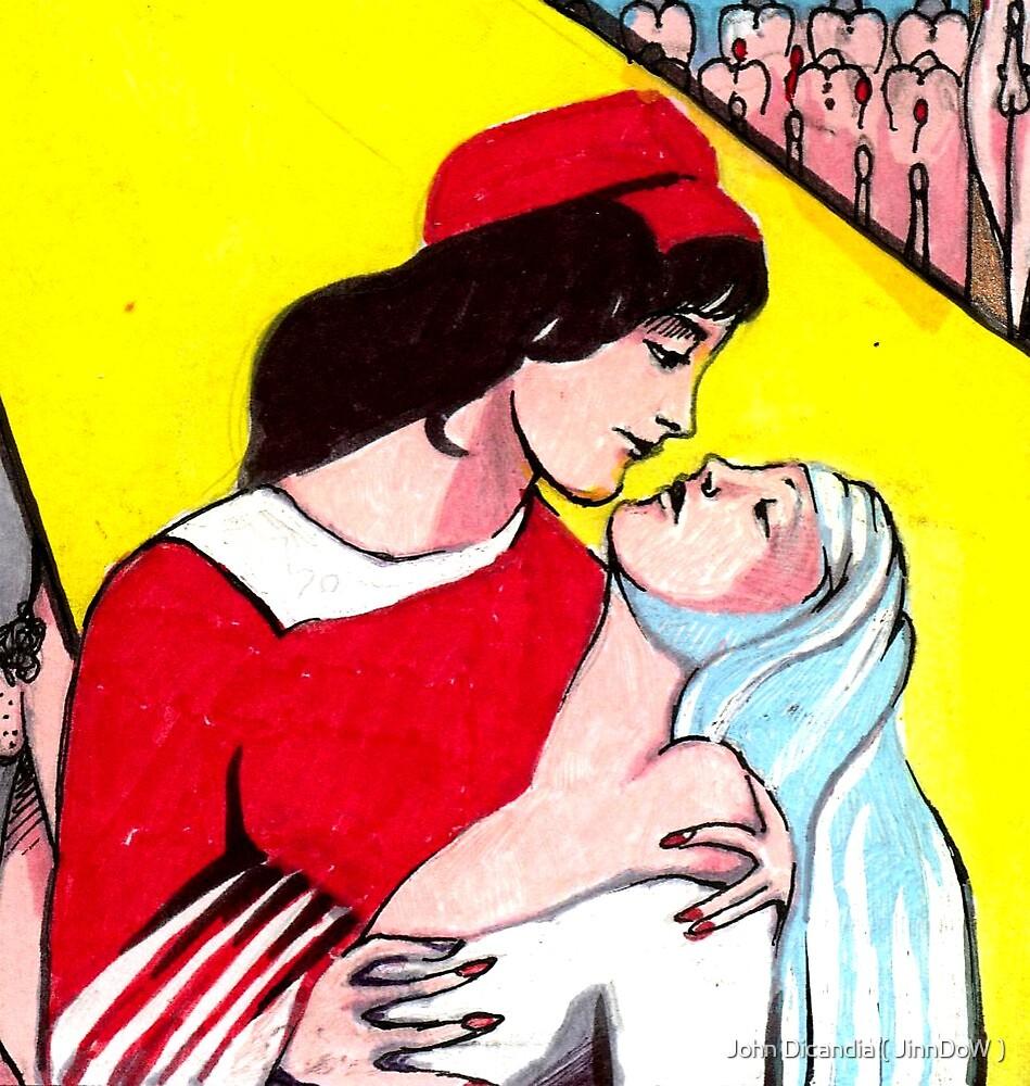 Forbidden Love #1  by John Dicandia ( JinnDoW )