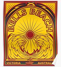 BELLS BEACH Poster