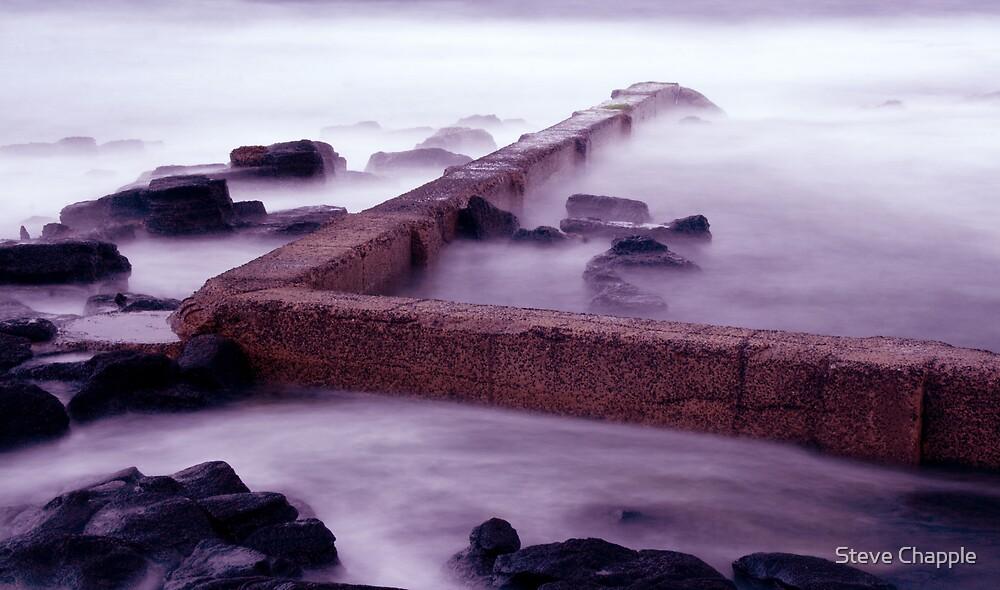 Sea Mist by Steve Chapple
