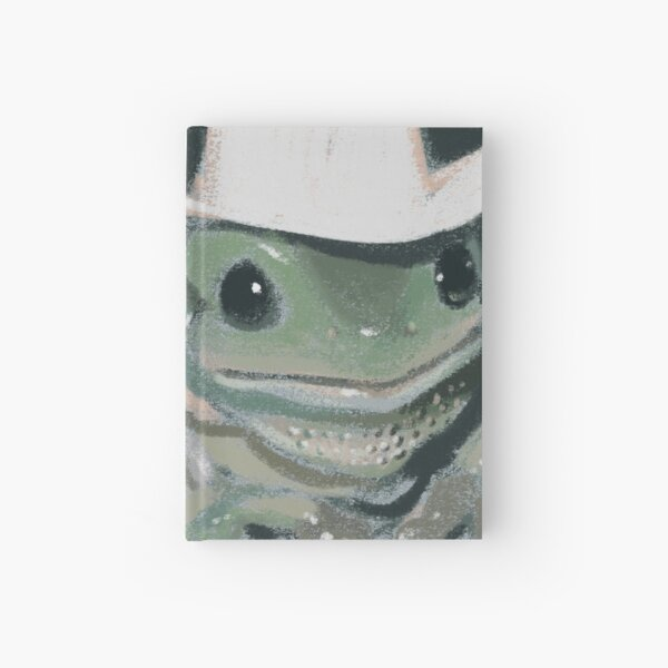 Say Howdy Hardcover Journal