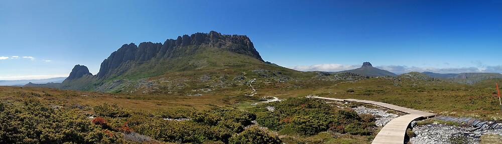 Cradle Mountain by avernus