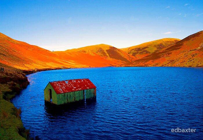 boat house by edbaxter