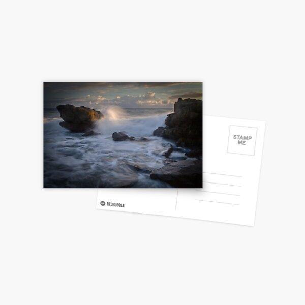 Ocean dawn Postcard