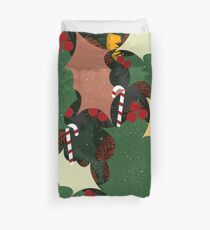 Christmas Spirit Duvet Cover