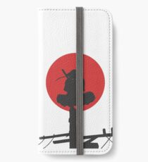 Uchiha Itachi iPhone Wallet/Case/Skin