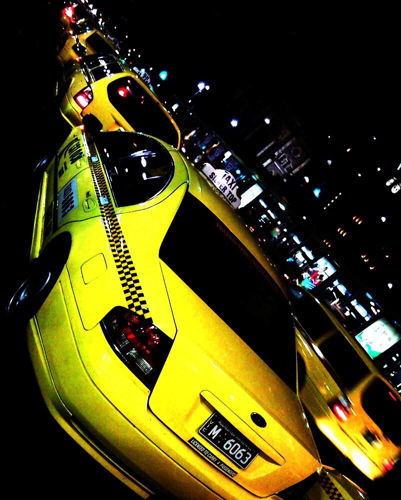 Taxi! by AspectJones