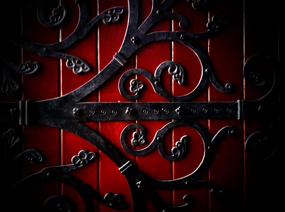 Red Door by AspectJones