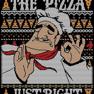 When They Bake the Pizza Just Right... by Punksthetic