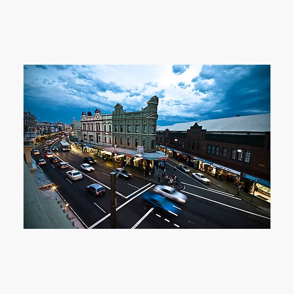 King Street Photographic Print