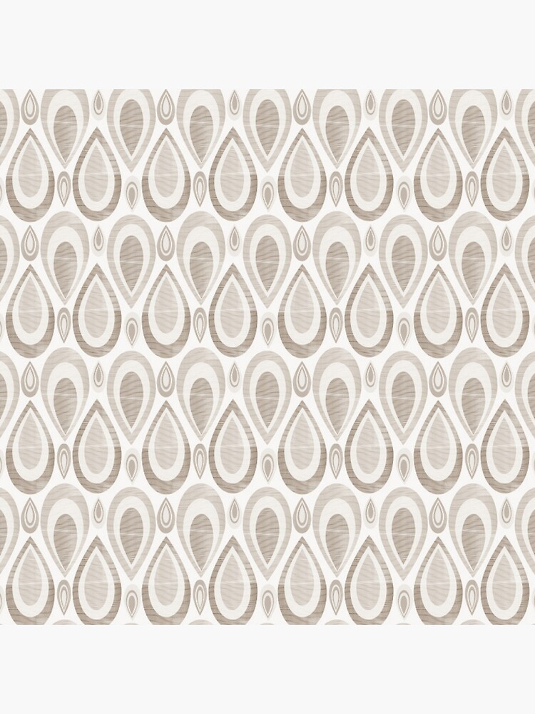 African Pattern - Sepia by diram