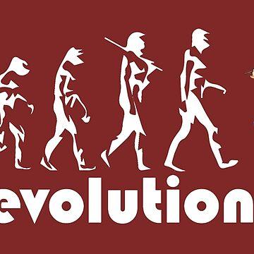 Punjabi Evolution by inkstyl