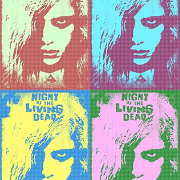 Pop Art Night of the Living Dead by rcmarble
