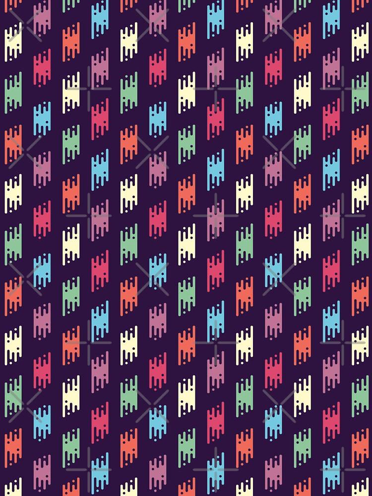 Boho-schickes Muster 1 von iioannou