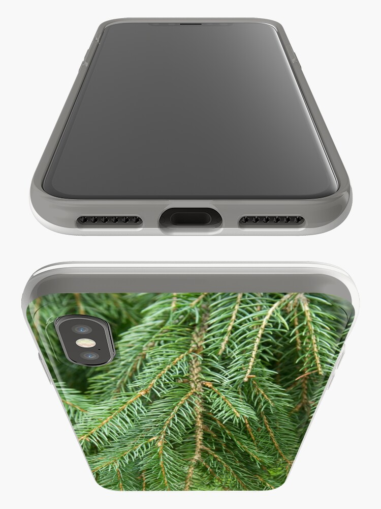 Alternate view of Pine Tree Closeup iPhone Case & Cover