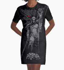 The Witcher 3 Graphic T-Shirt Dress