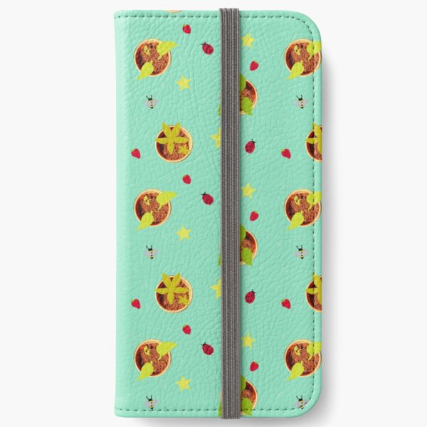 Little Plants iPhone Wallet