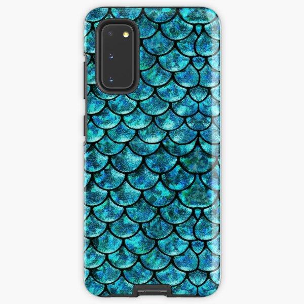 Mermaid Scales  Samsung Galaxy Tough Case