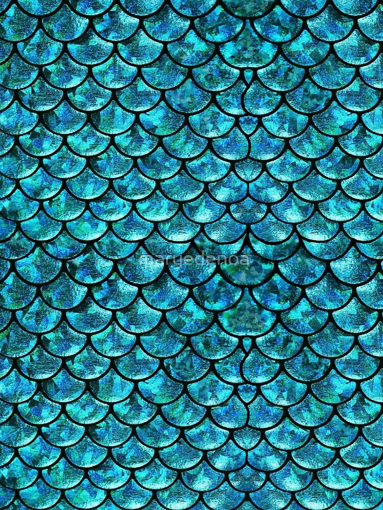 Mermaid Scales  by maryedenoa