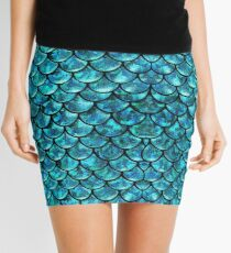 Minifalda Escamas de sirena