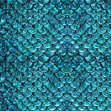 Mermaid Scales  by maryedenoa