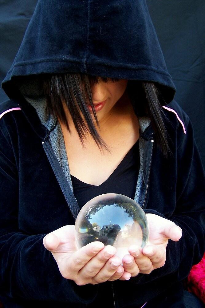 Crystal Ball by Scott Irvine
