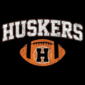 Haddonfield Huskers Football by huckblade